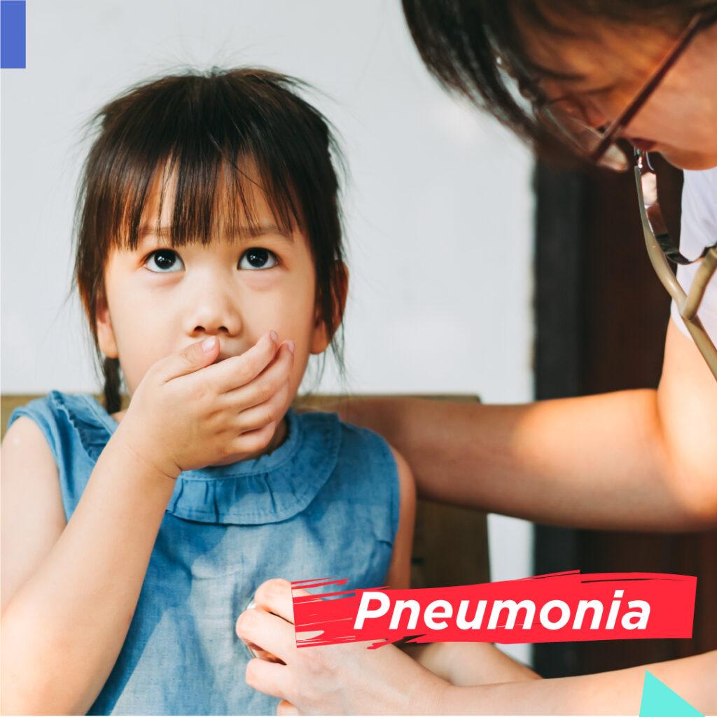 Pneumonia in kids