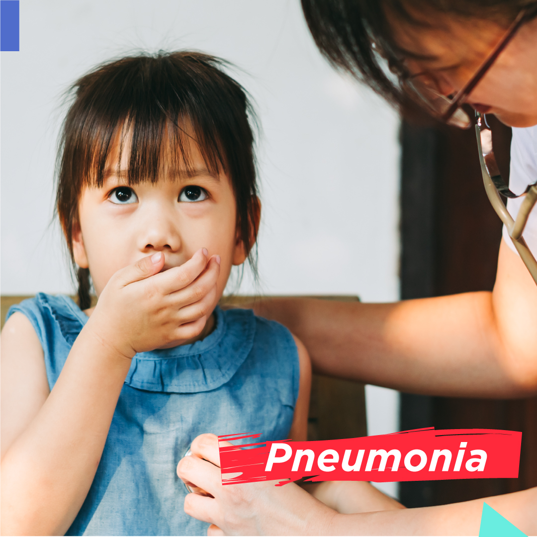 Pneumonia in kids
